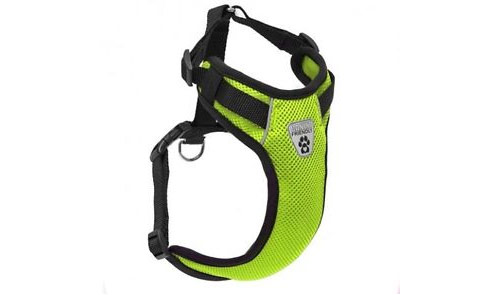 canine friendly harness interior