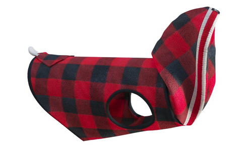 pook fleece dog coat